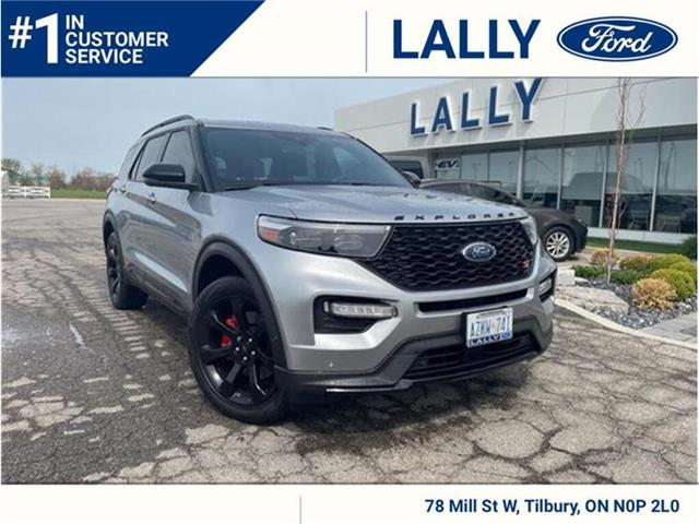 2020 Ford Explorer ST (Stk: 27514A) in Tilbury - Image 1 of 24