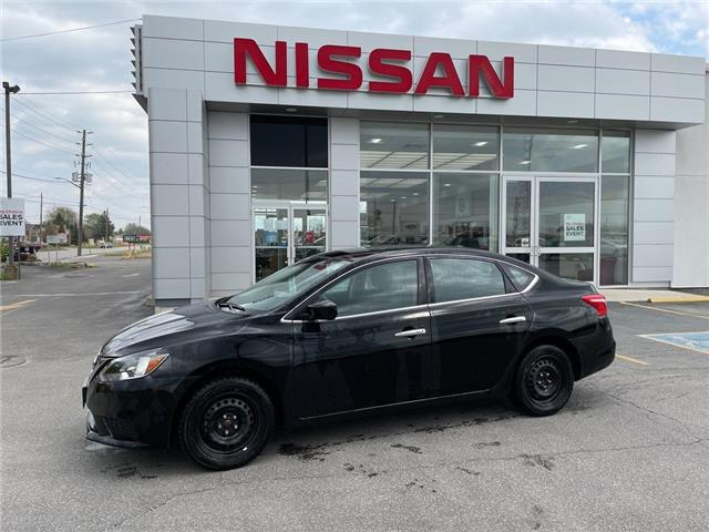 2019 Nissan Sentra 1.8 SV (Stk: 19240A) in Sarnia - Image 1 of 20