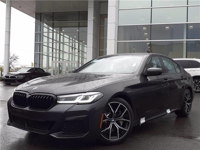 2021 BMW 530i xDrive (Stk: 14337) in Gloucester - Image 1 of 12