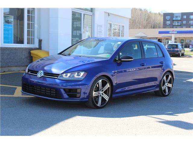 2016 Volkswagen Golf R 2.0 TSI WVWLF7AU8GW170880 22-1A in Fredericton