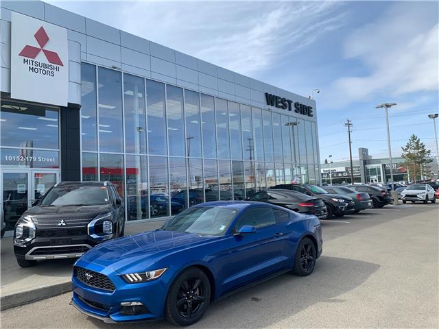 2017 Ford Mustang V6 (Stk: BM4108) in Edmonton - Image 1 of 20