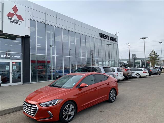 2017 Hyundai Elantra GLS (Stk: BM4101) in Edmonton - Image 1 of 27