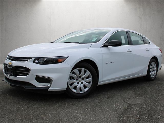 2017 Chevrolet Malibu L (Stk: M21-0238P) in Chilliwack - Image 1 of 15