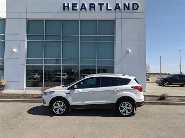 2019 Ford Escape Titanium (Stk: B10939) in Fort Saskatchewan - Image 1 of 42