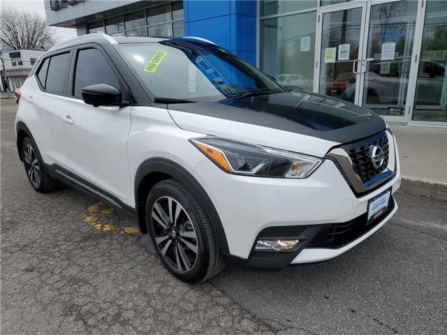 2019 Nissan Kicks SR (Stk: 3953A) in Hawkesbury - Image 1 of 18