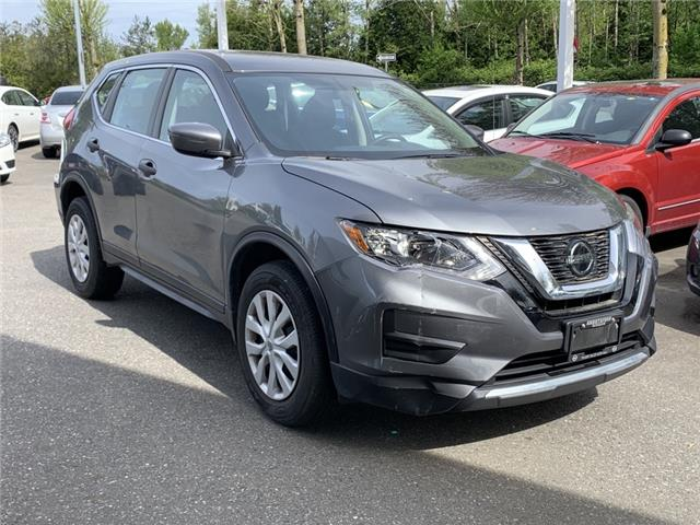2018 Nissan Rogue S (Stk: A21120A) in Abbotsford - Image 1 of 3