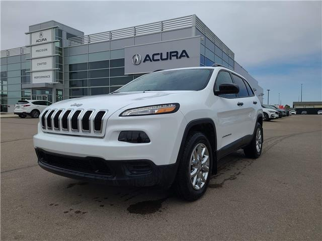 2018 Jeep Cherokee Sport (Stk: A4337A) in Saskatoon - Image 1 of 16