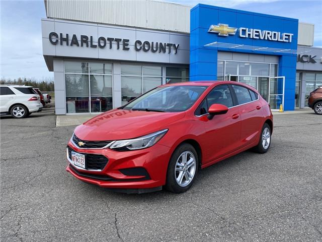 2017 Chevrolet Cruze Hatch LT Auto (Stk: 21106A) in St. Stephen - Image 1 of 9