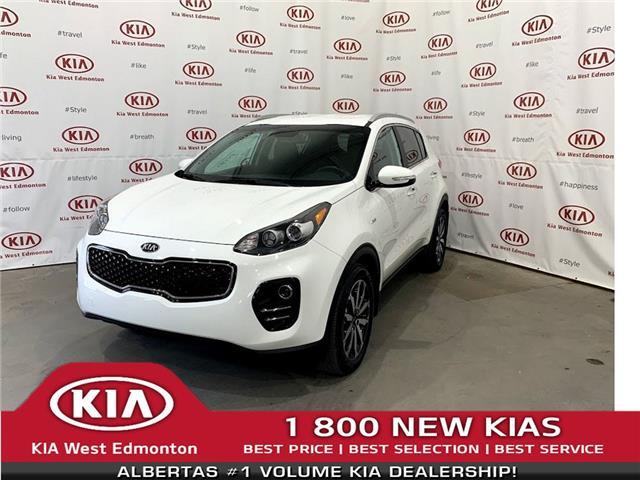 2017 Kia Sportage EX (Stk: 22925A) in Edmonton - Image 1 of 24