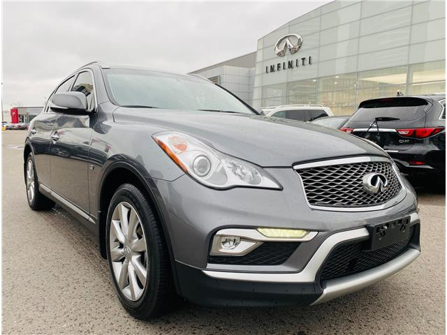 2016 Infiniti QX50 Base (Stk: H9644A) in Thornhill - Image 1 of 19
