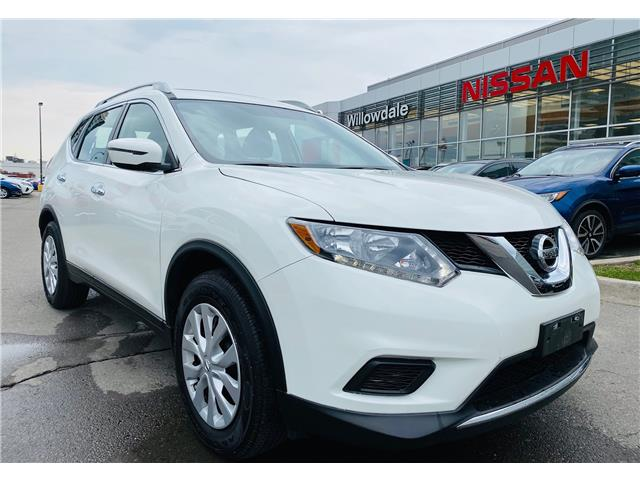 2016 Nissan Rogue S (Stk: N1882A) in Thornhill - Image 1 of 19