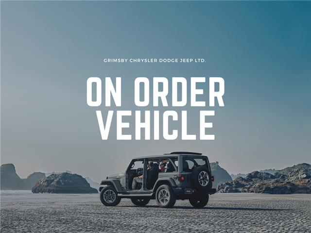 2021 Jeep Wrangler Unlimited Rubicon (Stk: ) in Grimsby - Image 1 of 1