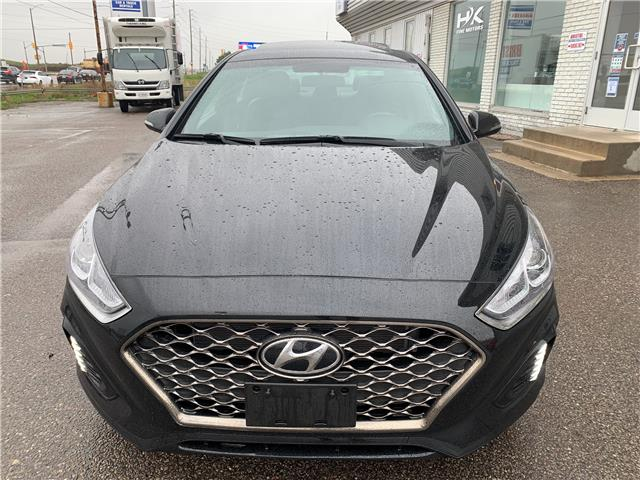 2018 Hyundai Sonata 2.4 Sport (Stk: ) in Pickering - Image 1 of 14