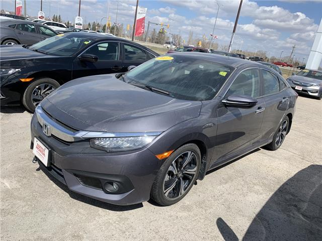 2017 Honda Civic Touring (Stk: H1828) in Steinbach - Image 1 of 4