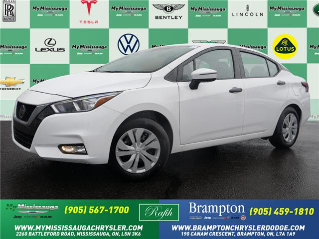 2021 Nissan Versa S (Stk: 1413) in Mississauga - Image 1 of 23