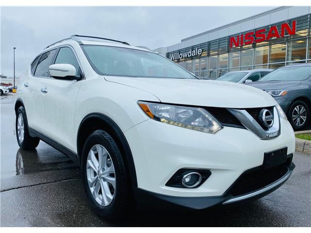 2015 Nissan Rogue SV (Stk: C35818) in Thornhill - Image 1 of 21