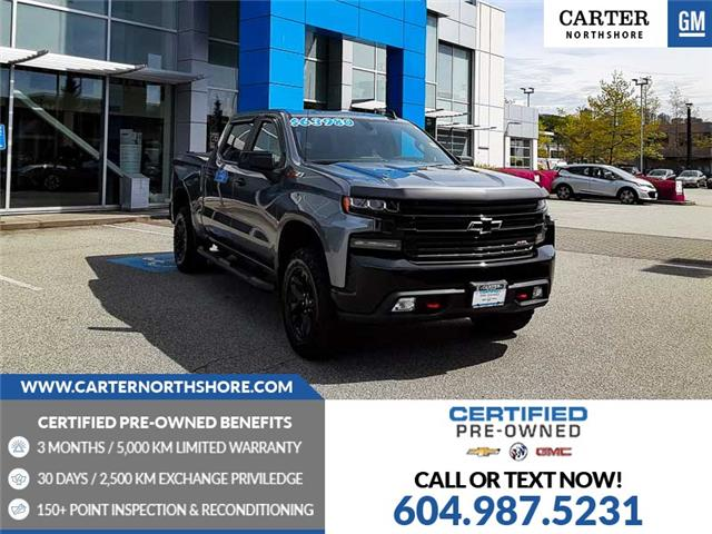 2020 Chevrolet Silverado 1500 LT Trail Boss (Stk: 975251) in North Vancouver - Image 1 of 28