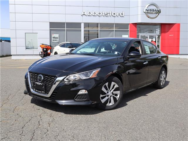 2020 Nissan Altima 2.5 S (Stk: A20292) in Abbotsford - Image 1 of 28