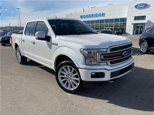2018 Ford F-150 Limited (Stk: 17833) in Calgary - Image 1 of 20