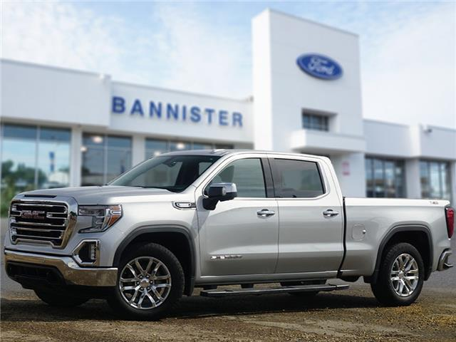 2020 GMC Sierra 1500 SLT (Stk: T210110A) in Dawson Creek - Image 1 of 26