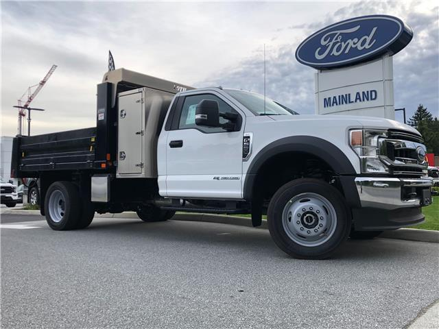 2020 Ford F-550 Chassis XLT (Stk: 20F54400) in Vancouver - Image 1 of 30