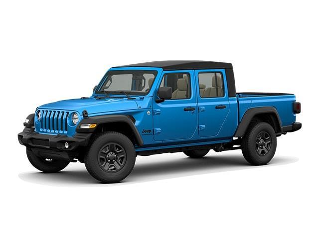 2021 Jeep Gladiator Sport S (Stk: 549705) in Calgary - Image 1 of 1