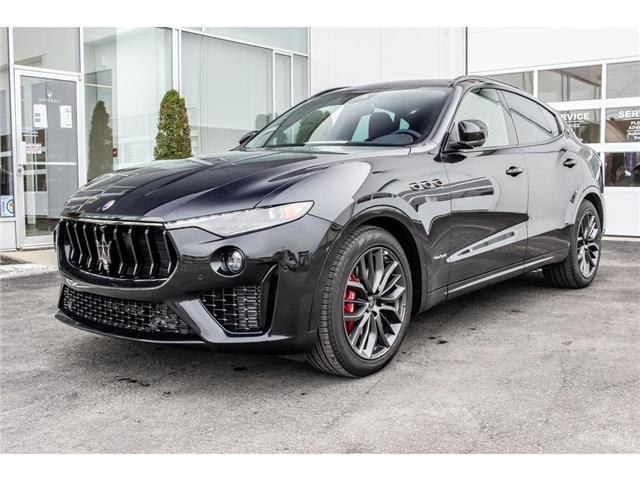 2021 Maserati Levante S GranSport (Stk: 21ML05) in Laval - Image 1 of 17