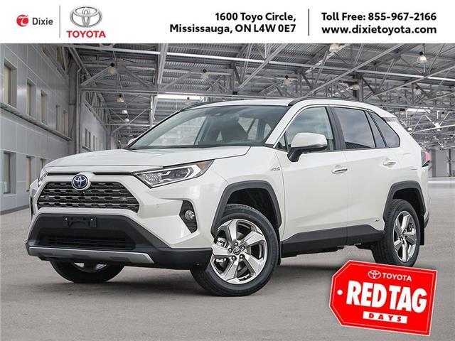 2021 Toyota RAV4 Hybrid