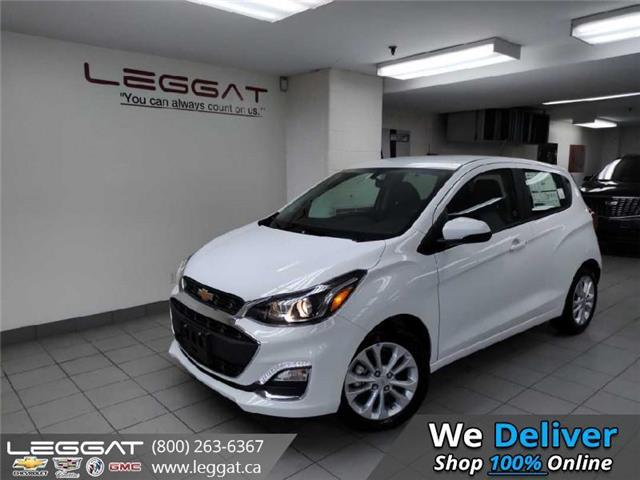 2021 Chevrolet Spark 1LT CVT (Stk: 211106) in Burlington - Image 1 of 10