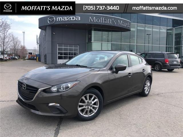 2016 Mazda Mazda3 Sport GS (Stk: P9125A) in Barrie - Image 1 of 20