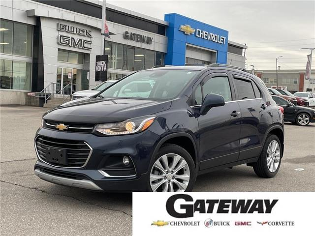 2019 Chevrolet Trax Premier / Blue Tooth / AWD / Leather / (Stk: 114654A) in BRAMPTON - Image 1 of 20
