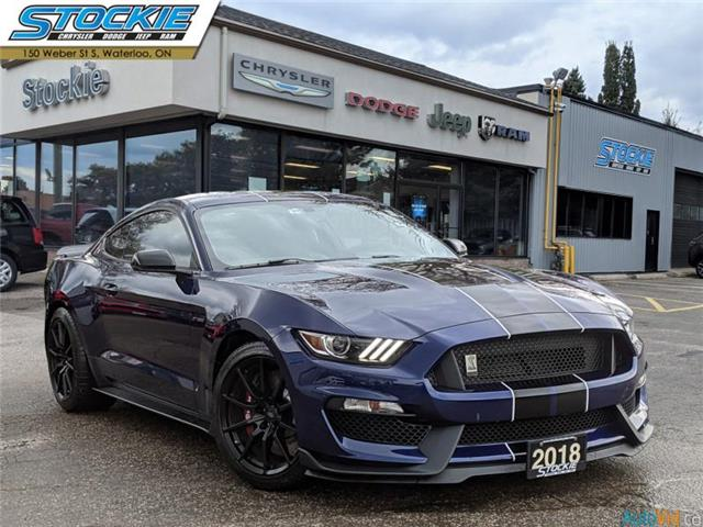 2018 Ford Shelby GT350  (Stk: 36412) in Waterloo - Image 1 of 30