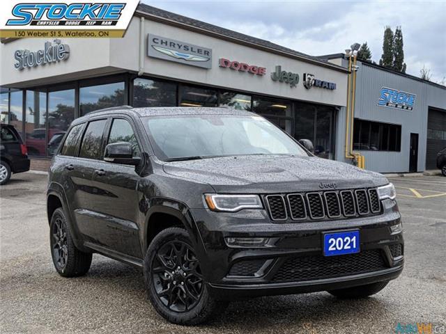 2021 Jeep Grand Cherokee Limited (Stk: 36402) in Waterloo - Image 1 of 16