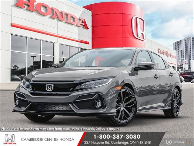 2021 Honda Civic Sport (Stk: 21814) in Cambridge - Image 1 of 24