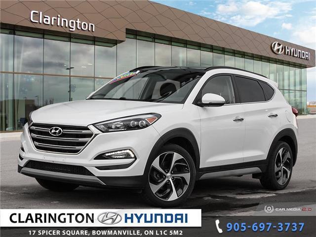 2017 Hyundai Tucson  (Stk: 21115A) in Clarington - Image 1 of 27