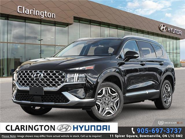 2021 Hyundai Santa Fe HEV Luxury (Stk: 21168) in Clarington - Image 1 of 24