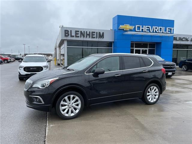 2017 Buick Envision Premium I (Stk: 1B035A) in Blenheim - Image 1 of 18