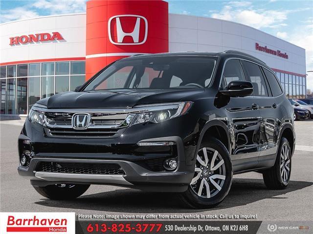 2021 Honda Pilot EX (Stk: 3714) in Ottawa - Image 1 of 20