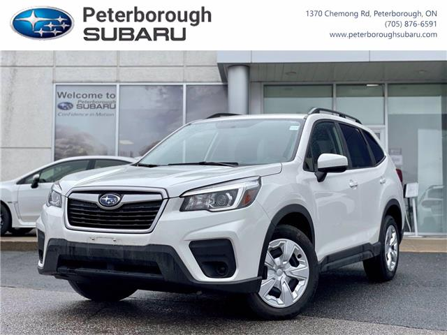 2019 Subaru Forester 2.5i (Stk: SP0425) in Peterborough - Image 1 of 30