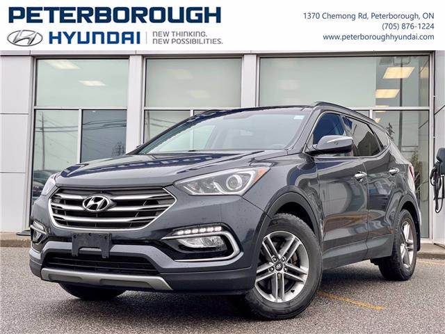 2017 Hyundai Santa Fe Sport 2.4 Premium (Stk: H12758A) in Peterborough - Image 1 of 28