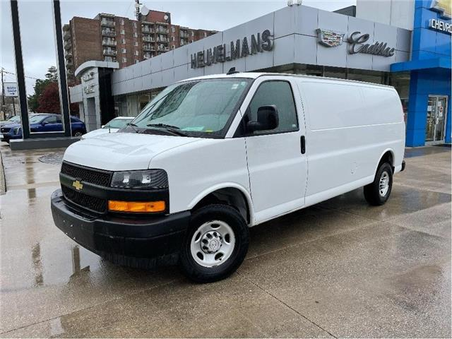 2020 Chevrolet Express 2500 Work Van (Stk: 21053A) in Chatham - Image 1 of 15