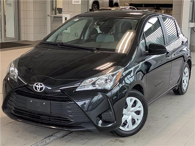 2018 Toyota Yaris LE (Stk: 22804A) in Kingston - Image 1 of 27