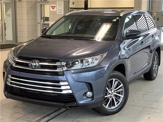2019 Toyota Highlander XLE (Stk: P19411) in Kingston - Image 1 of 12