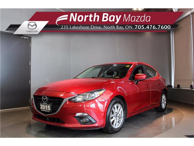 2015 Mazda Mazda3 Sport GS (Stk: 19168A) in North Bay - Image 1 of 21
