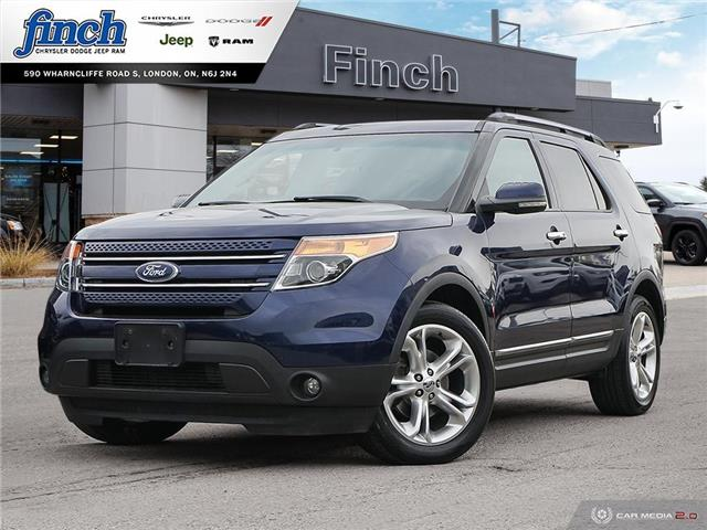 2011 Ford Explorer Limited (Stk: 101355) in London - Image 1 of 27