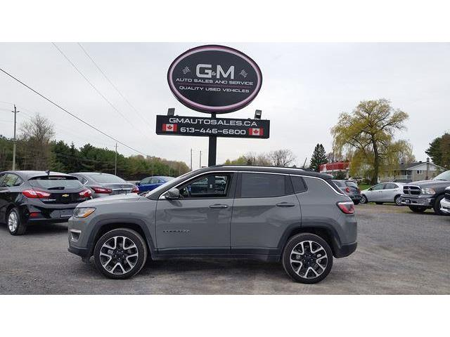 2020 Jeep Compass Limited (Stk: LT226632) in Rockland - Image 1 of 12