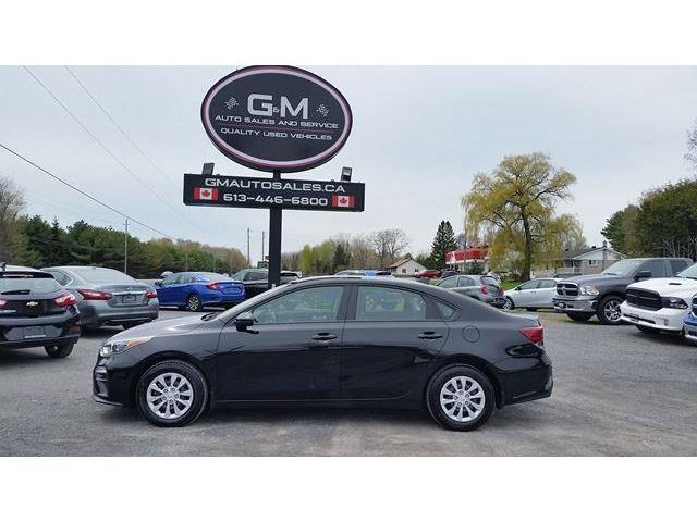 2021 Kia Forte LX (Stk: ME275309) in Rockland - Image 1 of 12