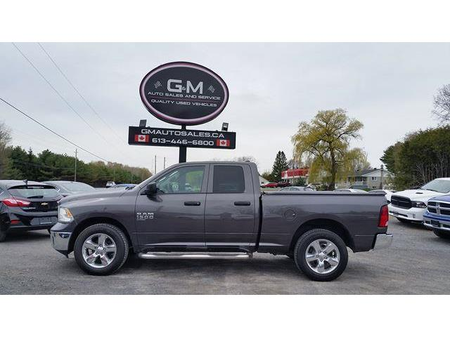 2019 RAM 1500 Classic ST (Stk: KS565008) in Rockland - Image 1 of 11