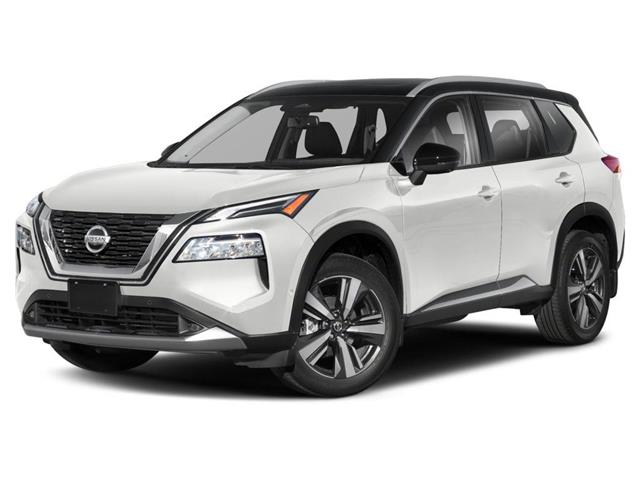 2021 Nissan Rogue Platinum (Stk: 4943) in Collingwood - Image 1 of 9