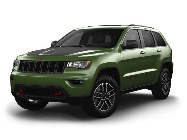 2021 Jeep Grand Cherokee Trailhawk (Stk: M197) in Miramichi - Image 1 of 1